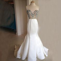 Sexy Prom Dresses,White Evening Dresses,New Fashion Prom Gowns,Elegant Prom Dress,Princess Prom Dresses,White Evening Gowns,White Formal Dress,White Evening Gown