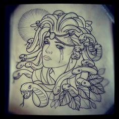 Medusa for this morning. - @daveolteanu- #webstagram