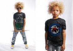 Amplified Kids – retro rock 'n roll t-shirts
