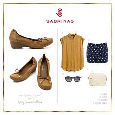 Sabrinas BOSTON RILUX CAÑA . || The BOSTON RILUX CAÑA Sabrinas. #Sabrinas #Trends #MadeInSpain #Ballerinas #Shoes #Look #SS14