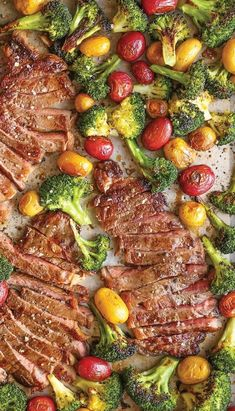 Easy Low Carb Meals Steak And Broccoli, Broccoli And Potatoes, Steak Potatoes, How To Cook Potatoes, Top Sirloin Steak Recipe, Sirloin Steaks, Low Carb Recipes, Cooking Recipes, Healthy Recipes