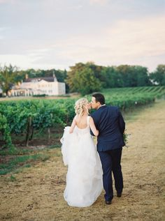 Love is all you need: http://www.stylemepretty.com/canada-weddings/ontario/niagara-on-the-lake-ontario/2017/02/01/a-gorgeous-alfresco-wedding-among-the-vineyards/ Photography: Julia Park - http://www.juliapark.ca/