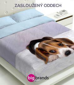 Roztomilé ložní prádlo.  www.bigbrands.cz/vip