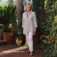 Women Over 50 in Black and White: Style Sweet Spot                                                                                                                                                                                 More