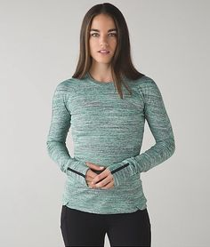 Performance Seamless Long Sleeve Top - Old Navy