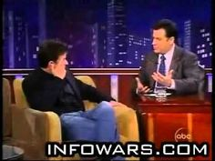 ▶ Charlie Sheen on 911 and twin towers - YouTube