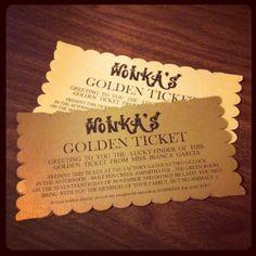 Golden ticket golden birthday ideas pinterest golden ticket golden ticket birthday invitations by southerncharmtx on etsy 2995 filmwisefo