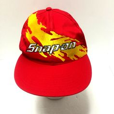 USC TROJANS TEAM CYCLING CLASSIC CAP RED//YELLOW NEW HAT **