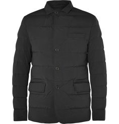 Hugo Boss - Quilted Shell Down Jacket | MR PORTER