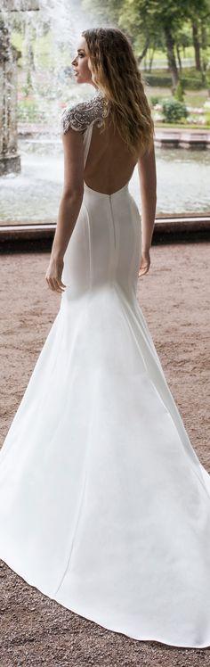 Lian Rokman Wedding Dress 2018 - Stardust Bridal Collection -Orion3