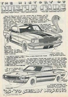 1965 Mustang Wiring Diagrams 1965 mustang, Classic