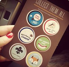 Custom boy scout sticker badges / outdoors / camping / Moonrise Kingdom