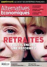 Alternatives Economiques porte un regard original sur l'actualité économique en s'interrogeant sur les enjeux sociaux de la mondialisation et du capitalisme