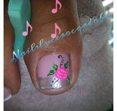 Cute Pedicures, Toenails, Nail Designs, Polyvore, Fairy, Stickers, Finger Nails, Toe Nail Art, French Manicures