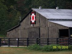 Quilt Barn, Montgomery Co., KY
