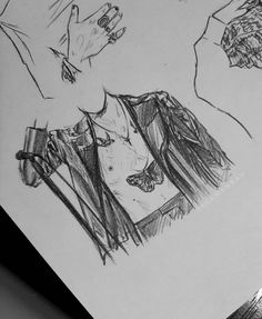 Cute Sketches, Animal Sketches, Art Drawings Sketches, Amazing Drawings, Cool Drawings, Art Journal Inspiration, Art Inspo, Desenho Harry Styles, Harry Styles Drawing