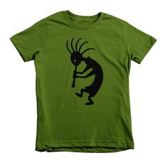 Kokopelli Kids Short Sleeve T-Shirt
