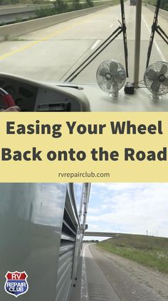 Contrary to the common urge, it's not the best idea to jerk your RV wheel back up onto the road when it slips off the highway shoulder. It may seem like the right move, getting the tire out of trouble as soon as you feel it slide, and most new RV drivers will implement this maneuver. But instantly yanking the wheel back onto the road can cause more problems than it solves, often leading to sliding and even rolling. Tire Out, Digital Tv, Rv Life, How Are You Feeling, Camper, Vacation, Shoulder, Tips, Outdoor