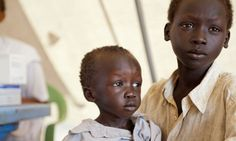 Child mortality at double emergency threshold in South Sudan refugee camp. Read more about it here: http://www.guardian.co.uk/global-development/2012/aug/20/child-mortality-south-sudan-refugee-camp#