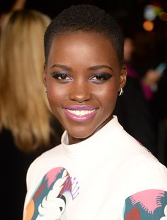 See Lupita Nyong'o's Many Hairstyles with a Single Click - Signature Buzz  - from InStyle.com