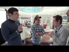 'Star Trek Into Darkness' Featurette Reveals Origin Of Benedict Cumberba...