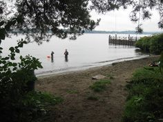 STREET END BEACHES - seattle's secret pleasure this one at 39th Ave E. and E. Harrison St. Street End    East Central Seattle/Madison Park Acreage: approx. 0.2 almost feel guilty writing about this very secret park with waterfront access on Lake Washington. if you put its address into Google Maps, you won't find it.  a wonderful flat sandy beach and small grass picnic area. Look for the public access sign on 39th Ave. E. and follow narrow trail that leads through the woods and opens up on…