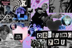 bts collage desktop background
