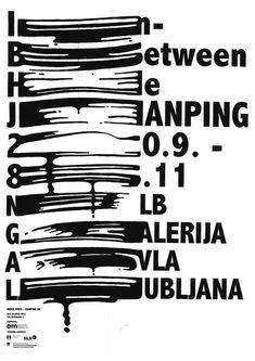 In Between He Jianping | 100 Beste Plakate e. V.