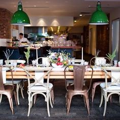 The Kitchen, farm to table, Denver & Boulder, CO