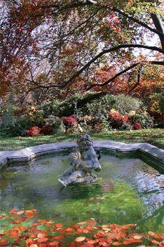 Dumbarton Oaks, Georgetown, DC