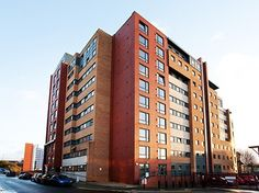 Unite Students accommodation at The Tannery in Leeds