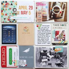 Project Life - Week 18 by @ADRIANA RODRIGUEZ at @StudioCalico