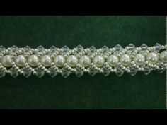 Beading4perfectionists : Beginners tutorial :  Flat Spiral beading tutorial - YouTube