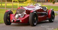 1953 Bentley Petersen Supercharged Circuit Racer