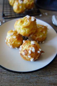 chouquettes inratables : la recette facile à essayer sans attendre Baked Potato, Biscuits, Muffin, Potatoes, Baking, Breakfast, Ethnic Recipes, Desserts, Food