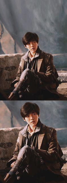 Luhan --- Time Raiders