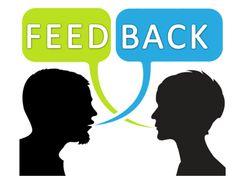 FEEDBACK: significa retroalimentación o dar respuesta a un determinado pedido o acontecimiento. El término se utiliza en áreas como la Administración de empresas, la Psicología o la Ingeniería eléctrica. En algunos contextos, la palabra feedback puede significar respuesta o reacción. En este caso, el feedback puede ser positivo o negativo.