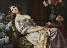 Wladyslaw Czachórski - Resting Beauty