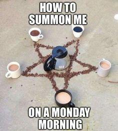 Even the witches summon their brew....lmaoooooo