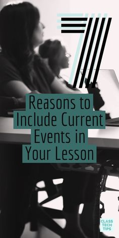 Searching for informational text or the perfect short passage for your next lesson? Integrating current events into your lessons is a powerful way to reach multiple educational goals. I'm a big fan of a current events lesson that introduce students to big ideas about the world while setting a purpose for learning. #teaching #Sponsored