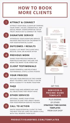 Services and Pricing Guide Template in Canva Format Business Planning, Business Tips, Online Business, Strategy Business, Business Marketing, Email Marketing, Affiliate Marketing, Mobile Marketing, Inbound Marketing