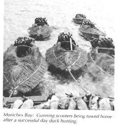 Long Island gunning skiffs