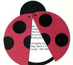 Oopsy Daisy: Ladybug Party Ideas