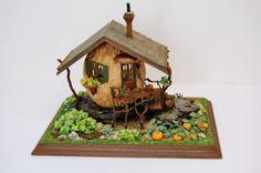 Walnut cottage, one of a kind Nell Corkin