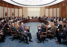 Conselho de governança do FMI: representantes distantes da realidade, mas próximos dos financistas de seus países