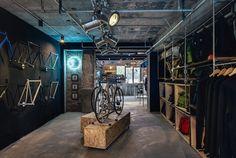 Factory Five Bike Shop - Shanghai - Linehouse Architecture - 1