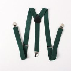 6cf76280a5a9 Casual 4 Clip Men's Suspender. See more. - Item Length: 20cm - Material:  Polyester Black Suspenders, Suspenders For Kids,