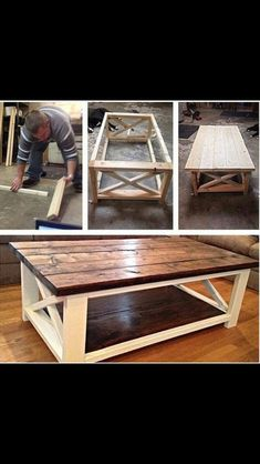 25 + › Need this – – - Home Remodeling Ideas - Wood Coffee Table Diy Furniture Decor, Diy Furniture Projects, Farmhouse Furniture, Furniture Makeover, Farmhouse Decor, Diy Living Room Furniture, Diy Furniture Cheap, Living Room Decor On A Budget, Rustic Furniture