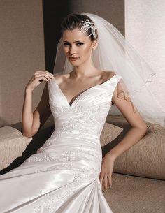 LA SPOSA COLLECTION 2016 RINALDA, Wedding Dress