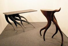 sandy beige and tentacled tables, by hasisi park and chul an kwak, GIMME!
